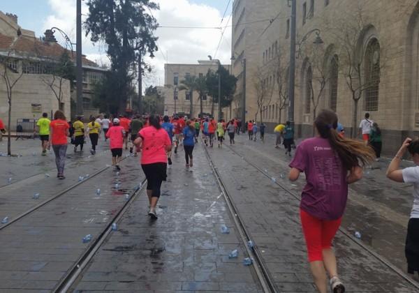 מרוץ ירושלים (כי מרתון זה כותרת גדולה מידי להתלות בה)